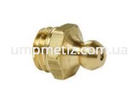 Масленка (180) M10*1 латунь DIN 71412 A