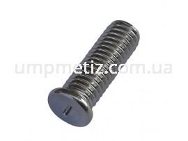 Шпилька приварная M4*10 A2  ISO 13918 PT