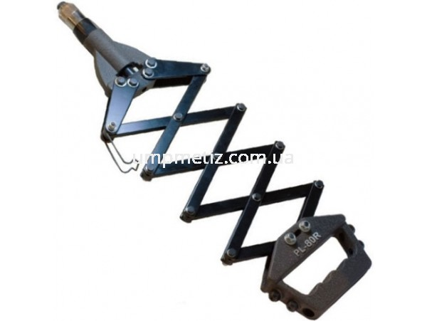 Раздвижной ручной заклепочник для вытяжных заклепок N2