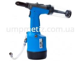 Пневматический заклепочник для вытяжных заклепок 2,4 - 4,8 мм RivOl R-48