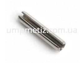 Штифт пружинный с образный 3*12 A2 DIN 1481 (ISO 8752)
