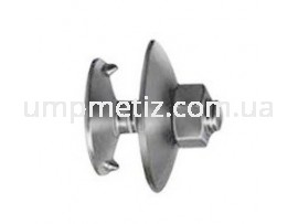 Болт норийный (kpl) M10*30 8.8 цинк белый DIN 15237