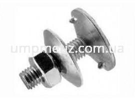 Болт норийный (kpl) M10*30 A4 DIN 15237