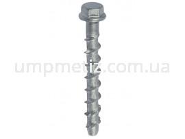 Анкер для бетона 10/12.5*100  цинк механический UMP233