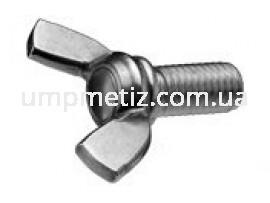 Винт барашковый M6*12 A2 UMP265