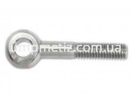 Болт откидной M10*100 A2  DIN 444 B