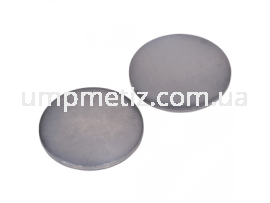 Заглушка технологическая 10  DIN 470