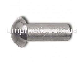 Заклепка полукруглая 2*10 Al DIN 660 (PN 82952)