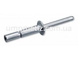 Заклепка конструкционная с плоской головкой 6.5*20 St/St UMP393