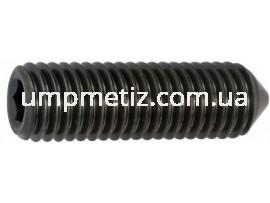 Винт установочный M10*1*12 45H DIN 914 (ISO 4027)