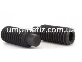 Винт установочный M10*12 45H DIN 915 (ISO 4028)