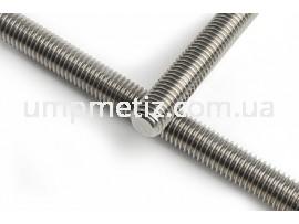Шпилька резьбовая M10 A2 DIN 976