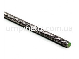 Шпилька резьбовая M10*2000 A2 DIN 976